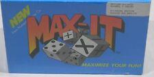 Max-It Bilingual Board Game Numero Games Company Dice Mind Educational