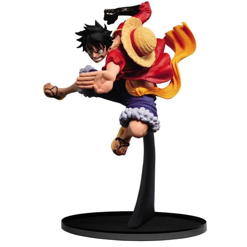 BANPRESTO One Piece SCultures Big LUFFY ATTAQUE ZOUKEIO