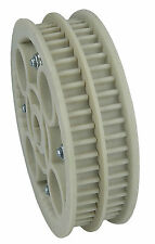 Toothed Belt Guide Pulley Fits STIGA PARK 102M 121M VILLA 85M 102M Twin Belt