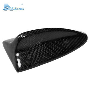 AIRSPEED Car Shark Fin Antenna Cover Trim Mouldings for Subaru BRZ Accessories Carbon Fiber