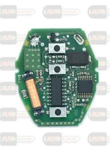 Orignal BMW 3 Button remote Circuit board PCF7942 Chip 868MHz PCB