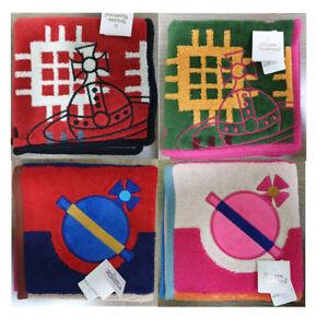 Vivienne-Westwood-Handkerchief-11-034-x-11-034-28cm-Cotton-100-Worldwide