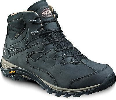 Meindl Caracas Mid GTX Wanderschuhe Schuhe Trekking Outdoor schwarz