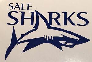Sale-Sharks-Decal-sticker-x-1-Size100mm-x-73mm