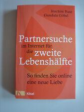 Partnersuche im Internet für die zweite Lebenshälfte, Joachim Buse | eBay