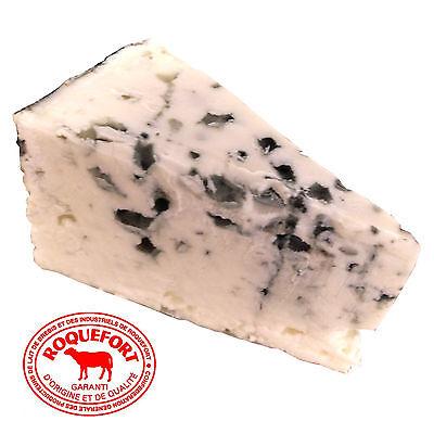 Roquefort AOC Edelpilzkäse aus Schafsrohmilch 300g