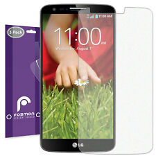 3X Anti Glare Matte Screen Protector Shield Guard Film For LG G2 D800 D801 D802