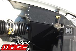 COLD AIR INTAKE KIT W/ K&N FILTER FOR HOLDEN MONARO V2 L67 SUPERCHARGED 3.8L V6