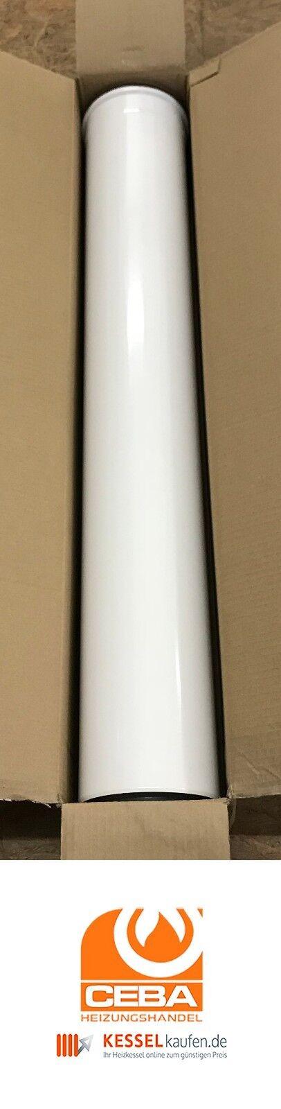 Buderus 87090372 Rohr konzentrisch DN 110/160 L=1000 innen Kunststoff