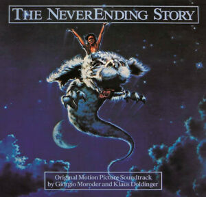 Giorgio-Moroder-And-Klaus-Doldinger-CD-The-NeverEnding-Story-Collector-Edition