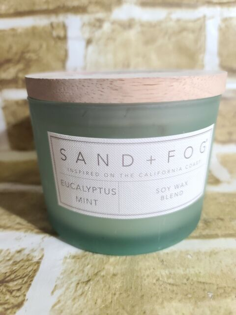 Sand and fog candles