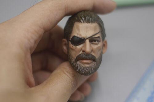 Art Figures 1//6 Anime Cross Bones Soldier AIDOL 2 Action Head Sculpt Model