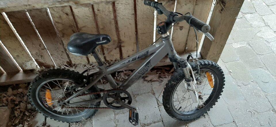 Drengecykel, mountainbike