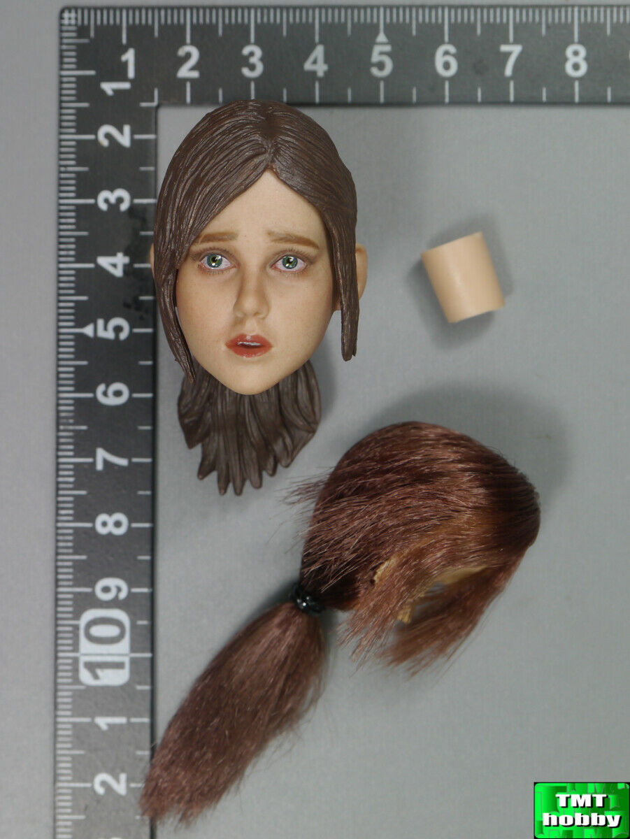 1 6 Scale Redman Toys RM029 The Last of Girl - Headsculpt (TEEN SIZE)
