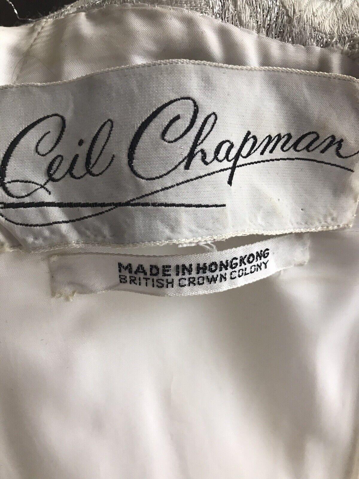 ceil chapman dress vintage - image 1