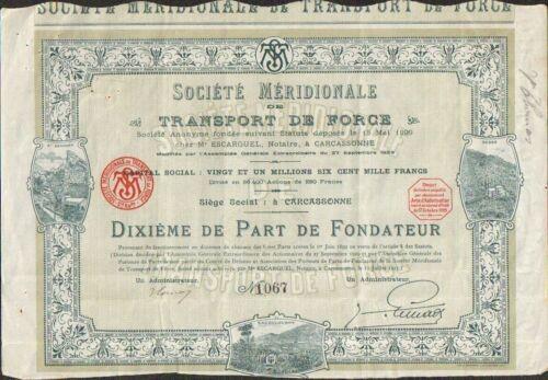 DECO =/> Société Méridionale des TRANSPORTS de FORCE V CARCASSONNE 11