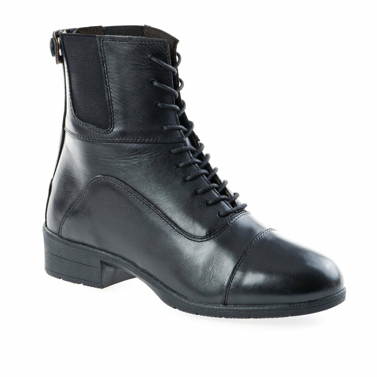 SUEDWIND Stiefel Ancona CONTRACE Waterproof black Reitstiefel Lederstiefel