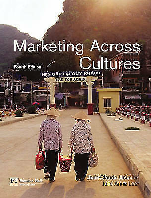Marketing Across Cultures (4th Edition)-ExLibrary