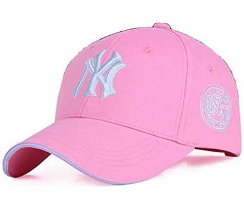 All Colours New York 6 panel Curved Peak Yankee Style Baseball Caps