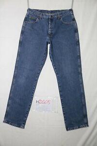 Wrangler texas Gebraucht (Cod.H2665) W34 L32 Denim Jeans Western Grade A