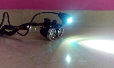 35x Binocular Dental Loupe With 5w Led Rechreable Light