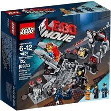 70801 MELTING ROOM lego NEW movie SEALED legos set emmit wyldstyle robo SWAT