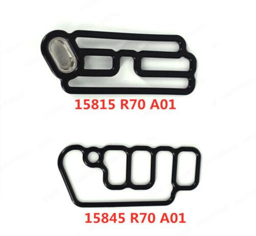 HEAD CYLINDER SOLENOID GASKET 15815-R70-A01 15845-R70-A01 VTEC GASKETS FOR HONDA