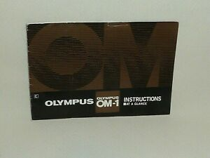 OLYMPUS-OM-1-AT-A-GLANCE-INSTRUCTIONS
