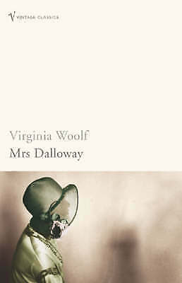 """AS NEW"" Woolf, Virginia, Mrs Dalloway Book"