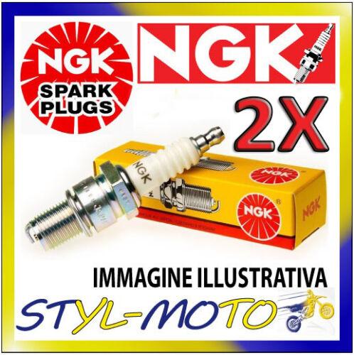KIT 2 CANDELE NGK SPARK PLUG DPR8EA-9 YAMAHA TDM 850 F3VD 850 1993
