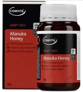3x-Comvita-UMF-20-250g-Manuka-Honey-New-Zealand