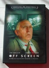 DVD OFF SCREEN - Jan DECLEIR / Jeroen KRABBE