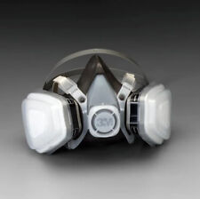 3m 53p71 Half Face Respirator For Paint Spray Amp Pesticide Size Large