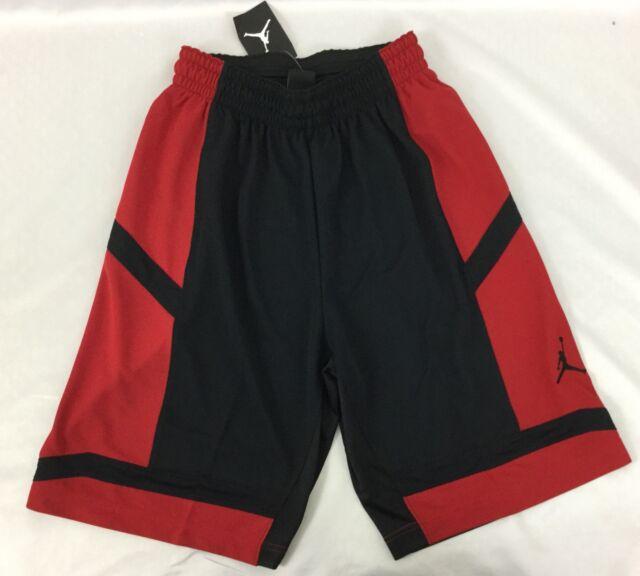 ab537cd9b0 Clothing, Shoes & Accessories NWT Nike Mens Jordan Flight Diamond  Basketball Shorts Size S Dark Grey 799543