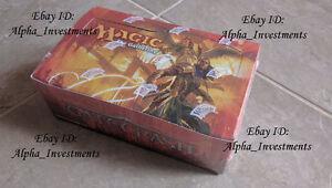MTG Magic Gathering Gatecrash Booster Box SEALED Booster Pack Box ENGLISH