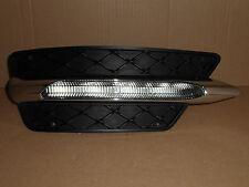 Mercedes C 204 Daytime Running Light Chrome Fog Lamp Right LED DRL AMG O/S Grey
