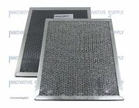 2-pack Broan/nutone Replacement Charcoal Range Hood Filter 41f, 97007696 -