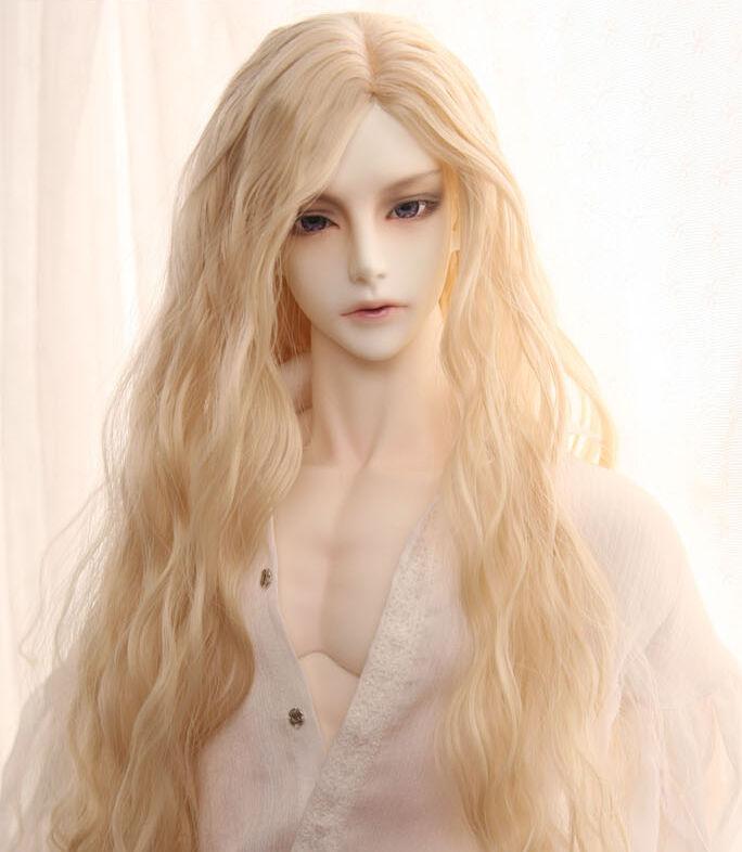 1 3 muñeca de BJD gluino-vampiro humano ojos Gratis + Cara Maquillaje