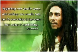 Details About Bob Marley Quote Posters For Classroom Growth Mindset Poster Decorations School