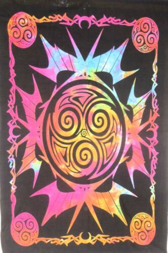 Wall Tapestry Poster Wall Hanging Decor Art Cotton Textile Hippie Indian MANDALA