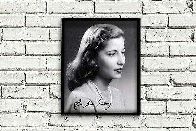 US Supreme Court Judge RUTH BADER GINSBURG Glossy 8x10 Photo Print Poster