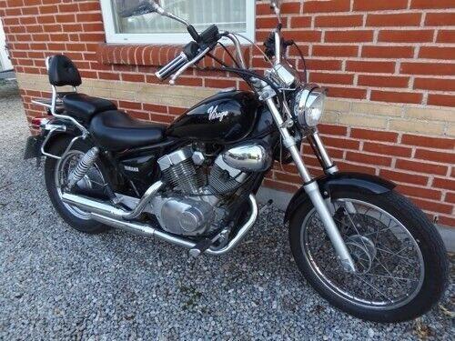 Yamaha, XV 250 Virago, ccm 250