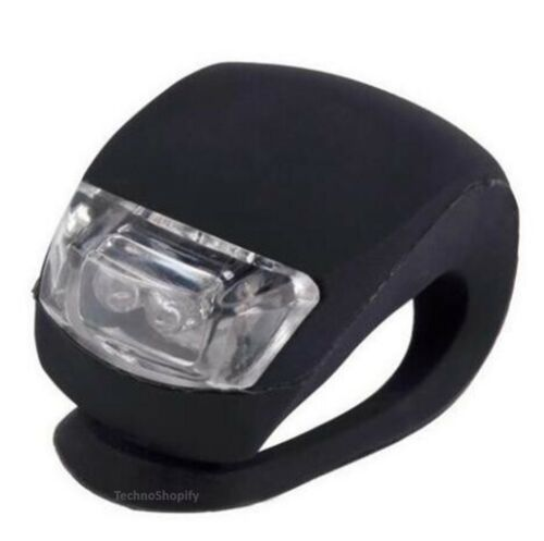 SNAKE LED Bicycle Cycling Bike Light Handle Front Rear Tail Flash Safety Lamp
