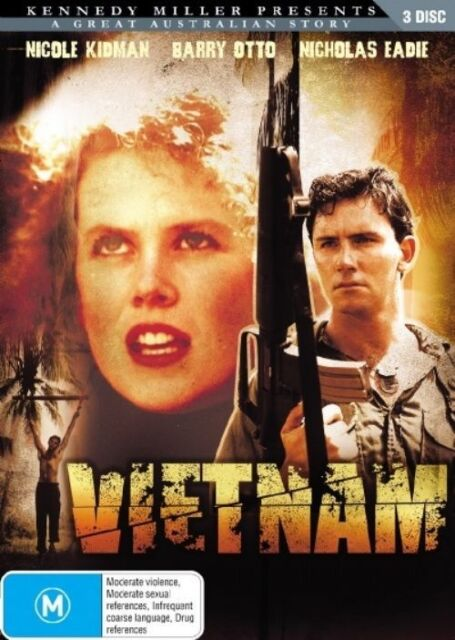 Vietnam (DVD, 2005, 3-Disc Set)