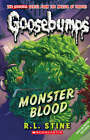 Monster Blood by R. L. Stine (Paperback, 2008)