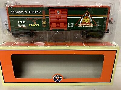 HELENS SMOKING BOXCAR Lionel 6-37009 MOUNT ST