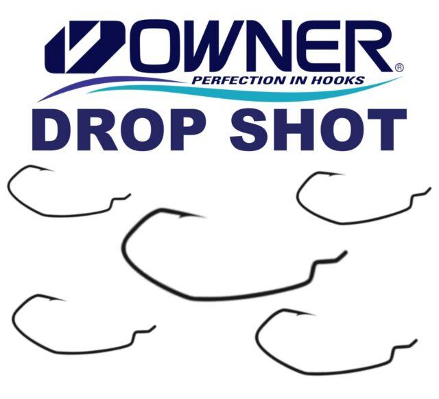 5133 Owner Drop Shot Haken Down Shot Offset