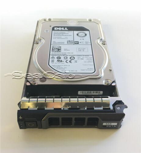 Dell 6TB 7.2K SAS Hard Drive PowerEdge T320 T410 T420 T610 T620 T710 400-AJOE