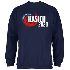 Best Mens Sweatshirts 2020 Presidential Election 2020 John Kasich Swoosh Mens Sweatshirt | eBay