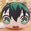 Anime My Boku no Hero Academia Plush Stuffed Dango Doll Sofa Bed Cushion Pillow